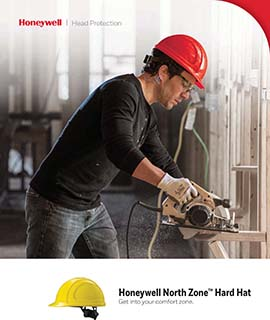 Honeywell North Zone Hard Hat Brochure