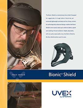 Uvex Bionic Shield