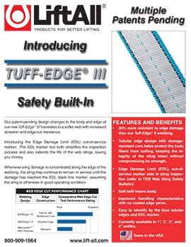 TUFF-EDGE 20III 20 Flyer