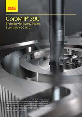 Sandvik CoroMill 390