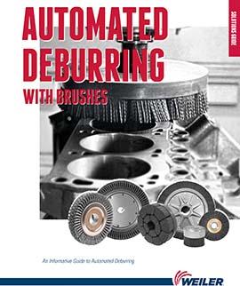 Weiler WC386 Auto Deburring Brochure
